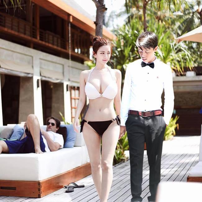 Chỉ cần giỏi Photoshop như thanh niên này bạn có thể gặp bất cứ ai, kể cả là đóng MV cùng với Chi Pu luôn! - Ảnh 10.