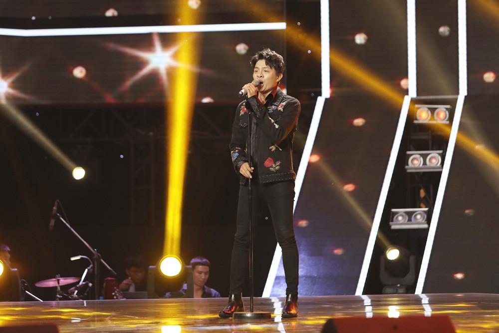 Giọng hát Việt: Noo Phước Thịnh - Tóc Tiên lại căng thẳng vì thí sinh giọng khủng - Ảnh 13.