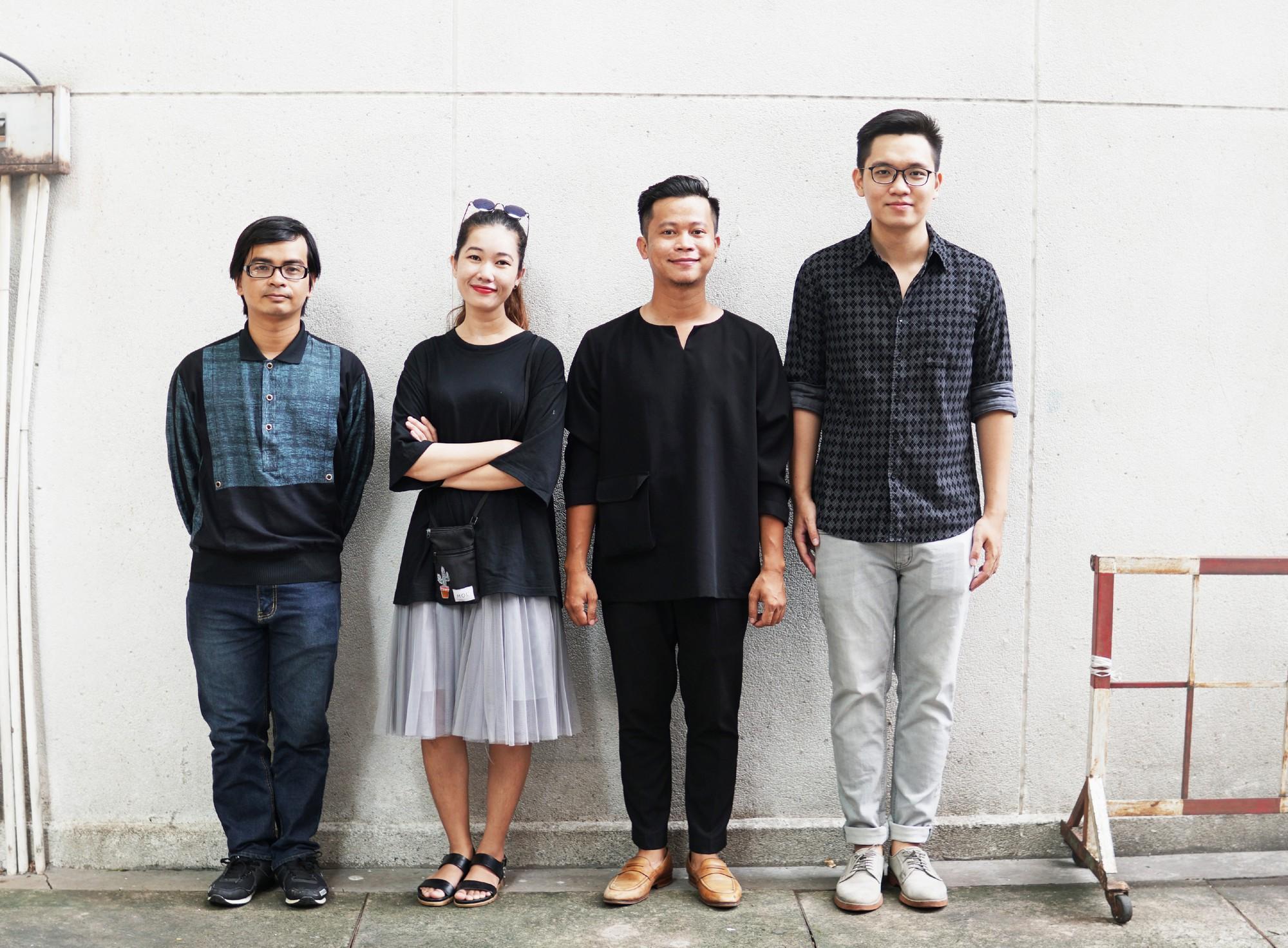 Hình ảnh: Gặp nhóm chiến thắng 1 tỷ đồng cuộc thi làm phim của Vingroup: 'Chúng tôi muốn đưa phim hoạt hình Việt ra thế giới' số 1