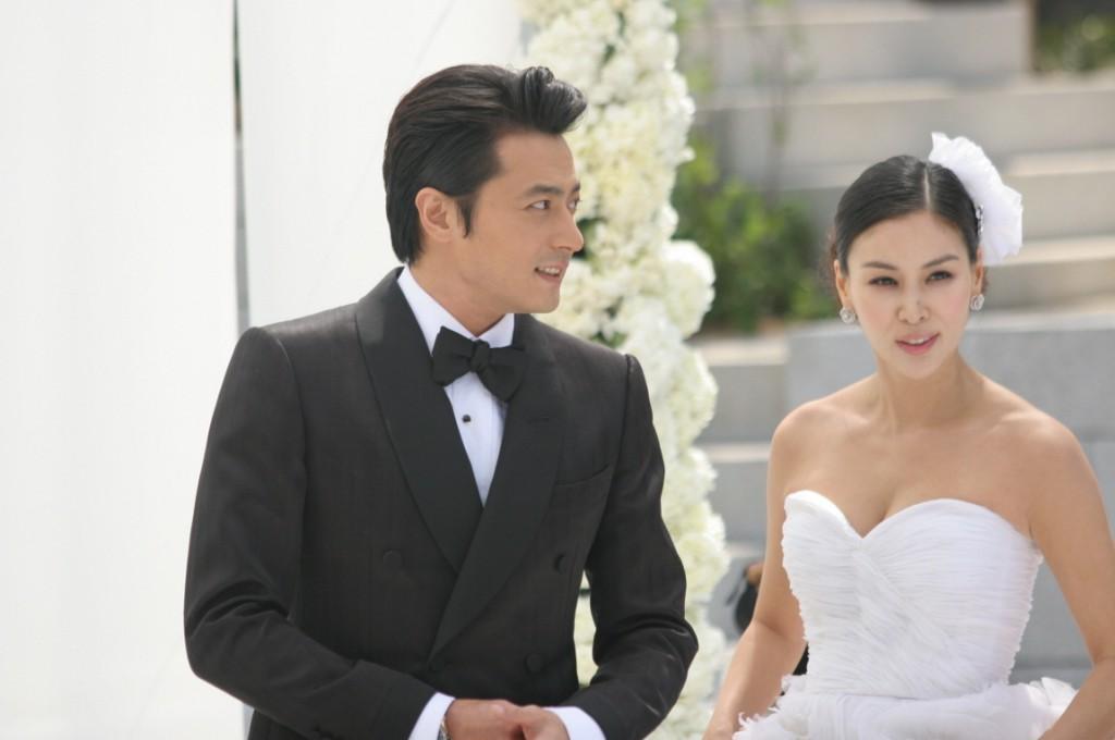 Top đám cưới có dàn khách mời khủng nhất xứ Hàn: Song Song lép vế trước Jang Dong Gun, Lee Byung Hun mời sao Hollywood - Ảnh 10.