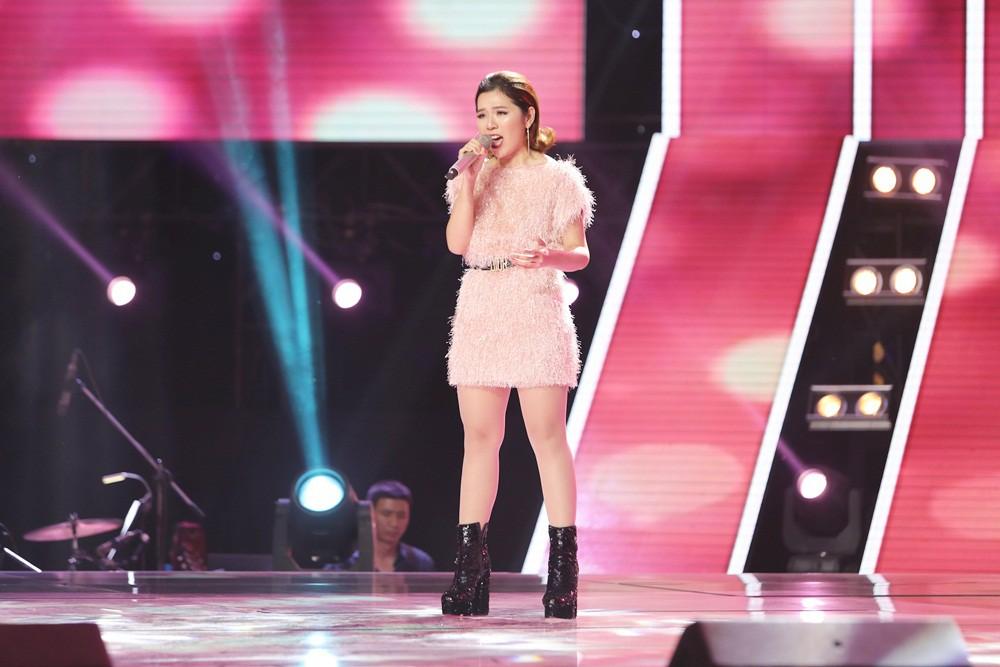 Giọng hát Việt: Noo Phước Thịnh - Tóc Tiên lại căng thẳng vì thí sinh giọng khủng - Ảnh 2.