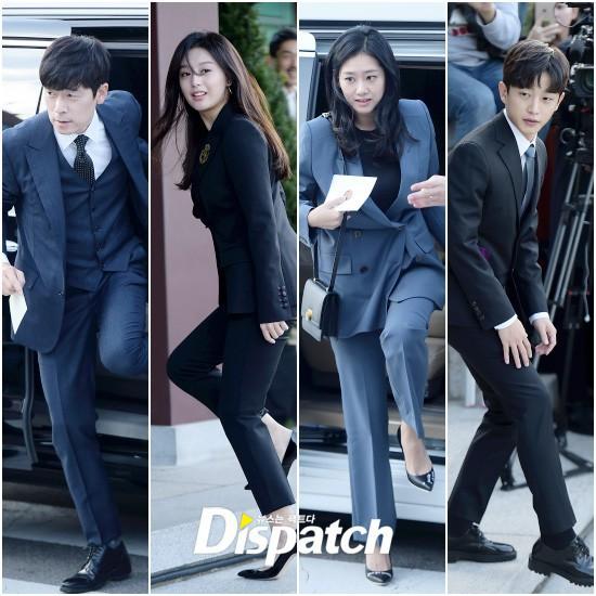 Top đám cưới có dàn khách mời khủng nhất xứ Hàn: Song Song lép vế trước Jang Dong Gun, Lee Byung Hun mời sao Hollywood - Ảnh 2.