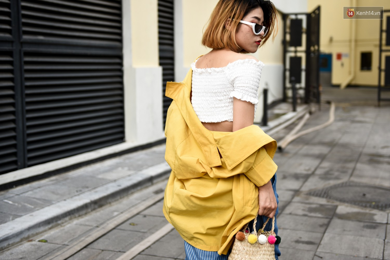 Street style giới trẻ 2 miền: Sài Gòn cập nhật hot trends quá nhanh, Hà Nội đơn giản hơn nhưng vẫn nổi bật - Ảnh 14.