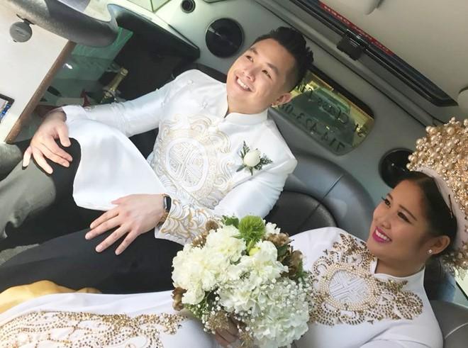 Con gái cưới ở Mỹ, nghệ sĩ Hồng Vân bị cảm nặng không thể tham dự - Ảnh 2.