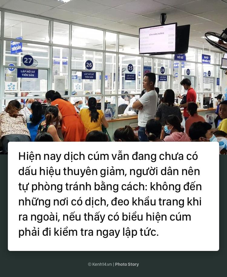 Cảnh báo bùng phát dịch cúm A/H1N1 tại TP.HCM: Đã có người tử vong - Ảnh 11.