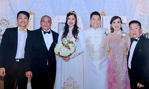 Con gái cưới ở Mỹ, nghệ sĩ Hồng Vân bị cảm nặng không thể tham dự - Ảnh 1.