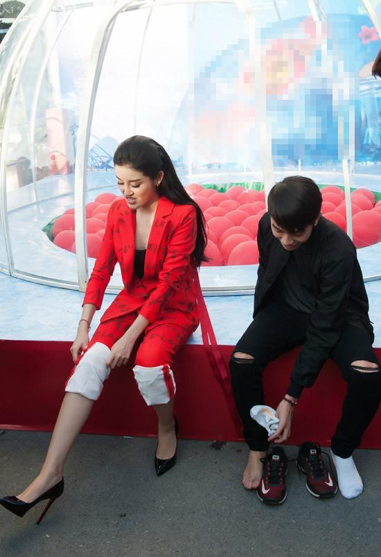 Nào chỉ đụng nhau một bộ đồ, Huyền My và Jolie Nguyễn còn một điểm chung khác chẳng mấy ai biết - Ảnh 2.