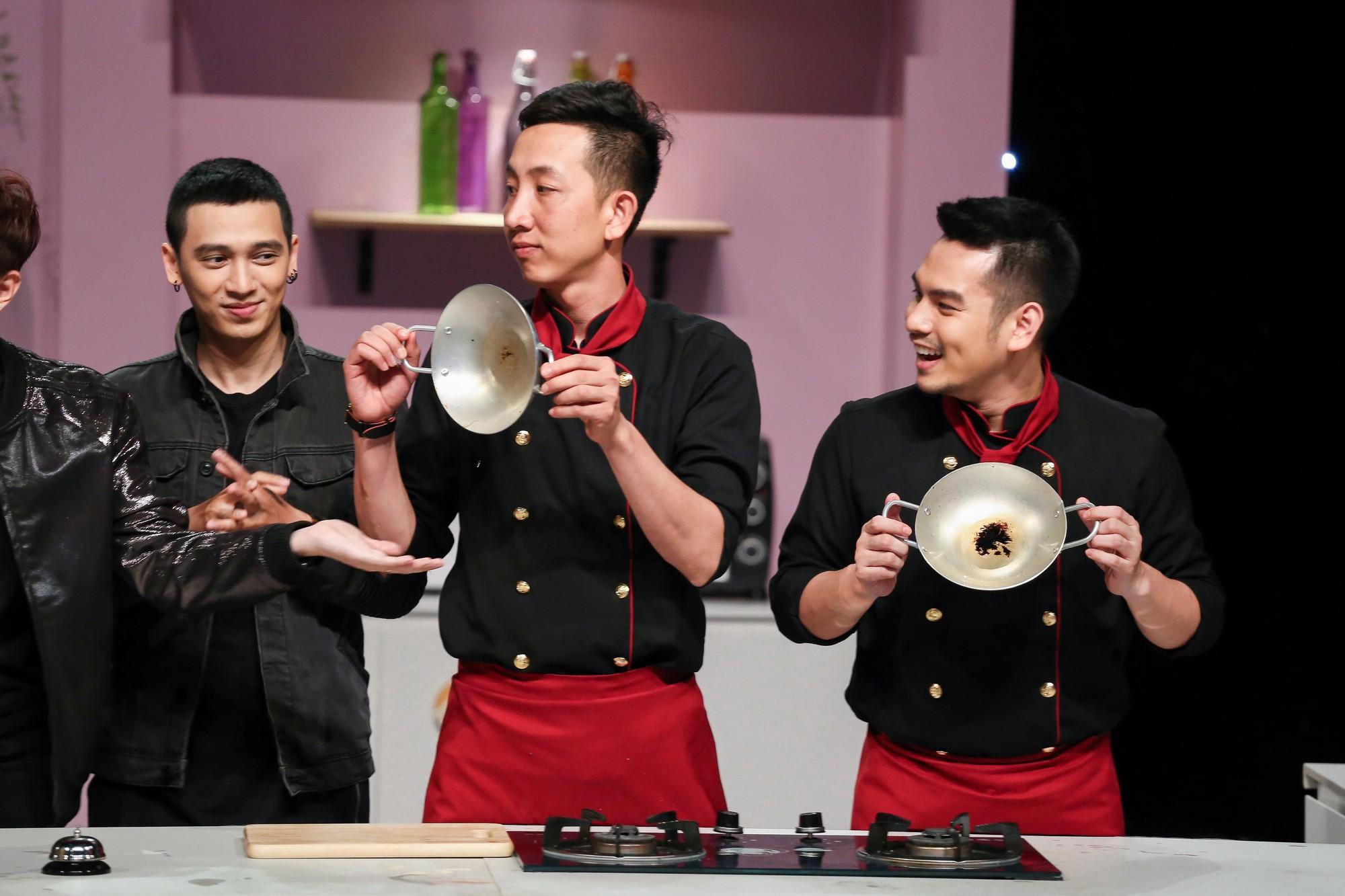 Cuộc chiến mỹ vị: Thanh Duy tiết lộ hay sang ăn ké nhà Tronie - Ảnh 3.