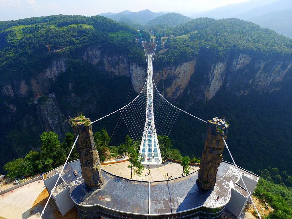 Nhảy tự do từ độ cao trên 260m - trò bungee cao nhất thế giới đã xuất hiện rồi - Ảnh 5.