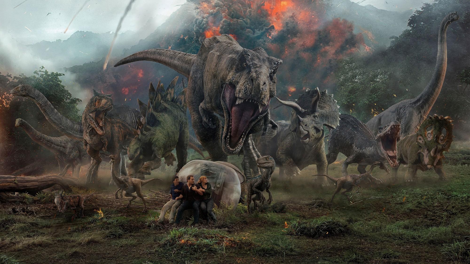 Hỏi thật: Liệu con người có thể hồi sinh khủng long như trong Jurassic World không? - Ảnh 1.