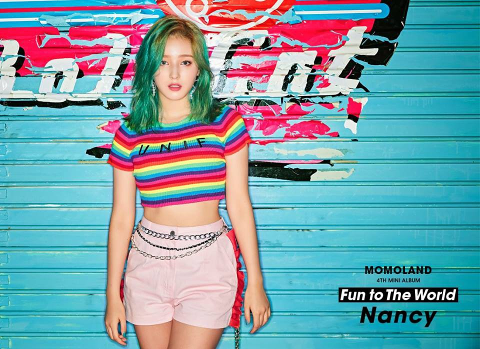 MOMOLAND comeback: Nữ idol xấu nhất lịch sử được dành spotlight ngang ngửa thiên thần lai - Ảnh 8.