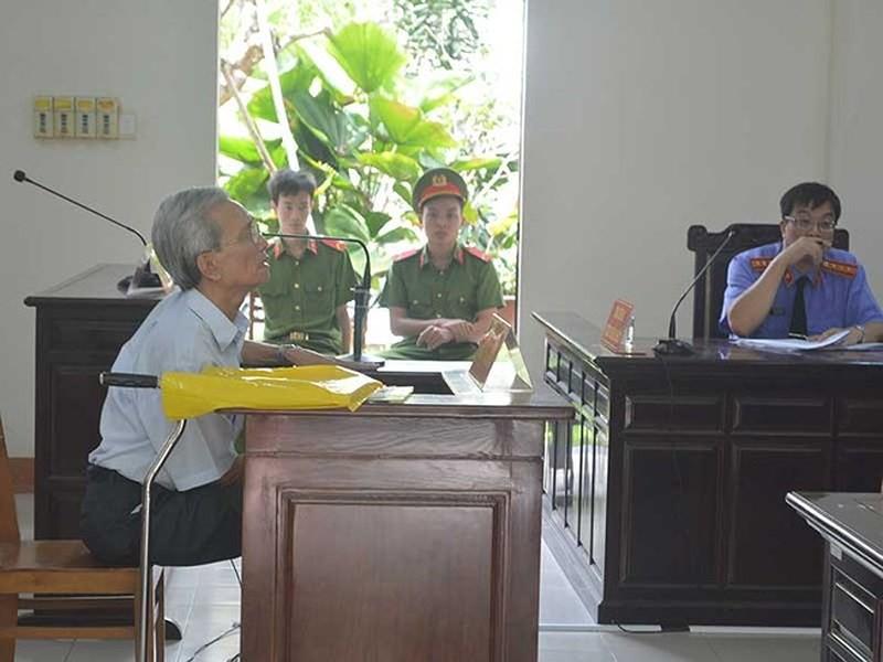 Chính thức thi hành án tù với ông Nguyễn Khắc Thủy dâm ô - Ảnh 2.