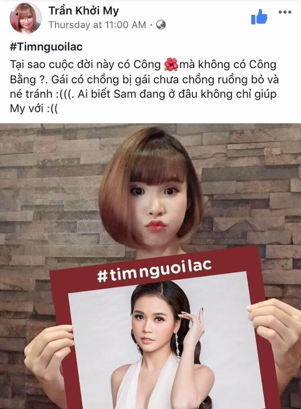 Danh hài Việt Hương, Bảo Anh, Khởi My đồng loạt đăng tin tìm người lạc - Ảnh 3.