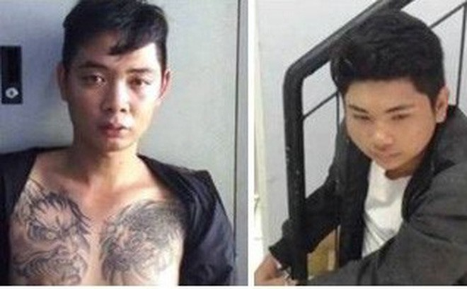 Trinh sát đặc nhiệm truy đuổi, bắt giữ hai thanh niên áp sát, giật điện thoại của người phụ nữ ở Sài Gòn - Ảnh 1.