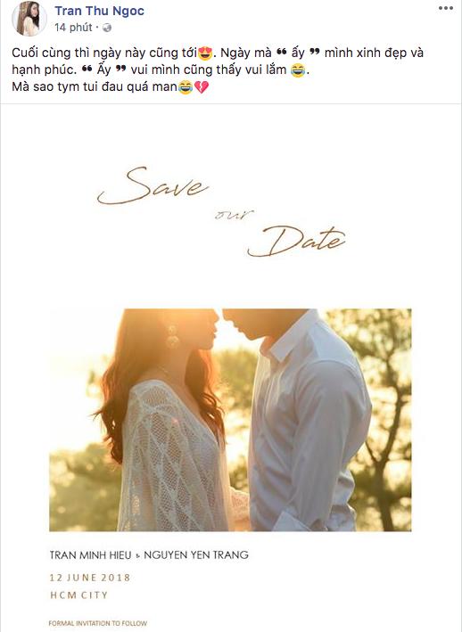 Yến Trang và bạn trai 6 múi sẽ tổ chức đám cưới vào ngày mai? - Ảnh 1.