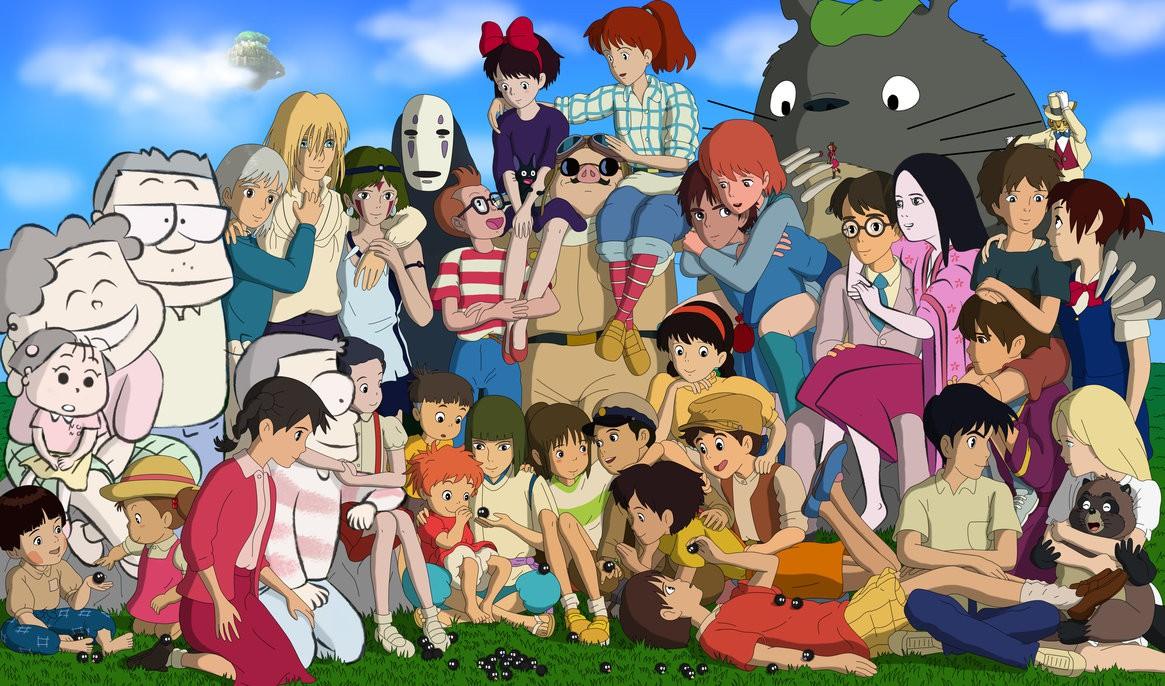 4 thuyết âm mưu đáng sợ nhưng... hợp lý đằng sau loạt phim kinh điển của Ghibli - Ảnh 1.