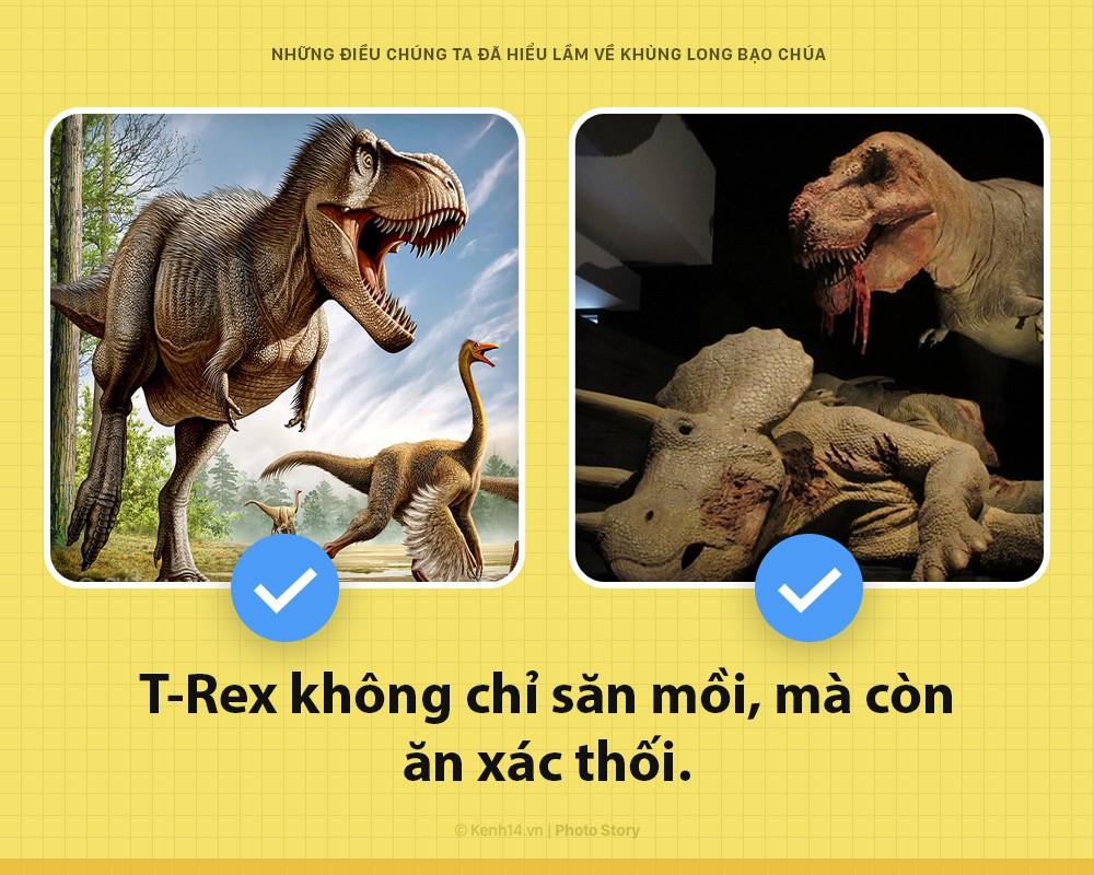 Hey! Là T-Rex bạo chúa của Jurassic World đây và các ông đã nhầm về tôi hết rồi - Ảnh 3.