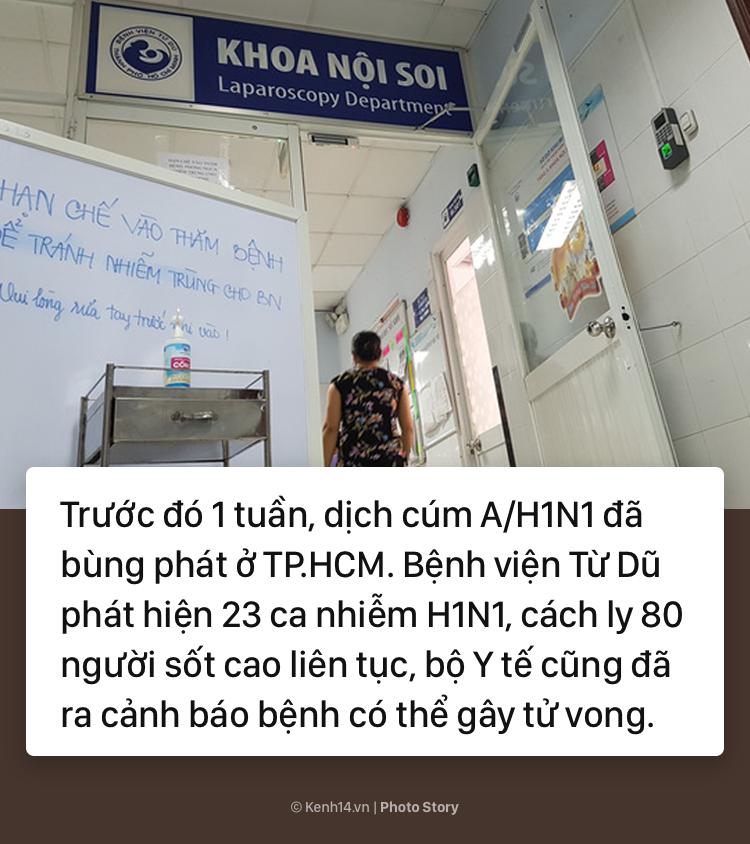 Cảnh báo bùng phát dịch cúm A/H1N1 tại TP.HCM: Đã có người tử vong - Ảnh 5.
