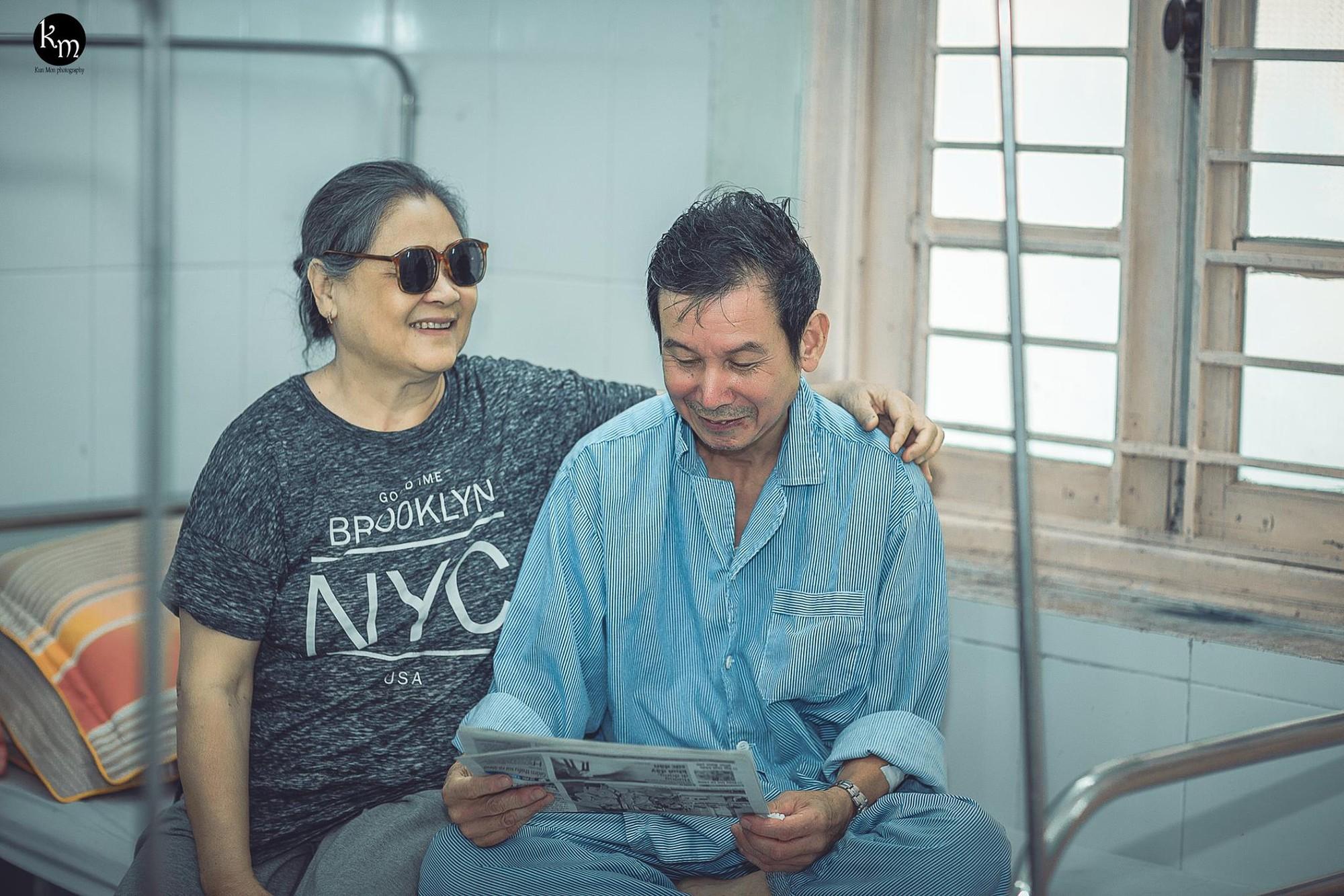 Nếu em bị mù, anh có yêu em không?: Tình yêu của cặp vợ chồng già ở Bắc Giang khiến nhiều người ngưỡng mộ - Ảnh 6.