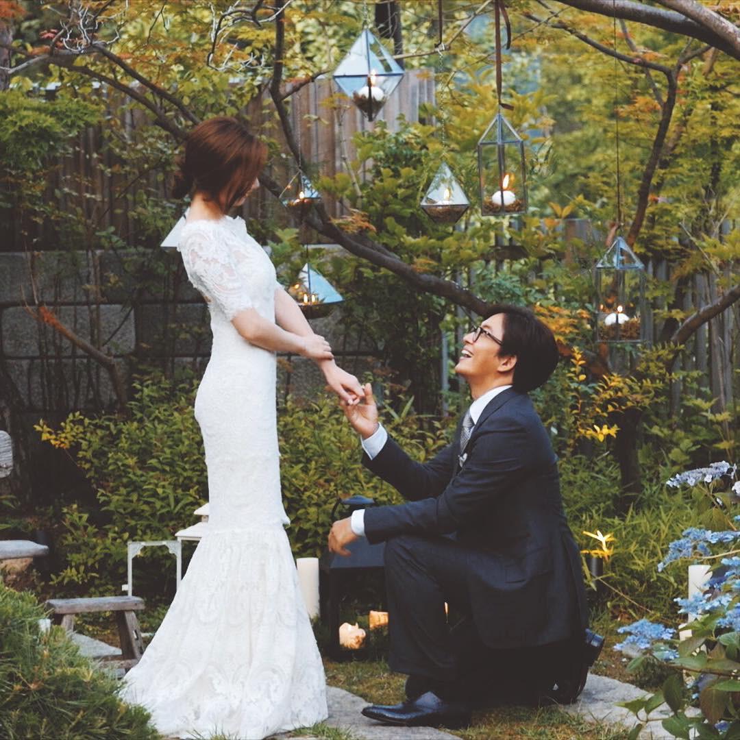 Top đám cưới có dàn khách mời khủng nhất xứ Hàn: Song Song lép vế trước Jang Dong Gun, Lee Byung Hun mời sao Hollywood - Ảnh 18.