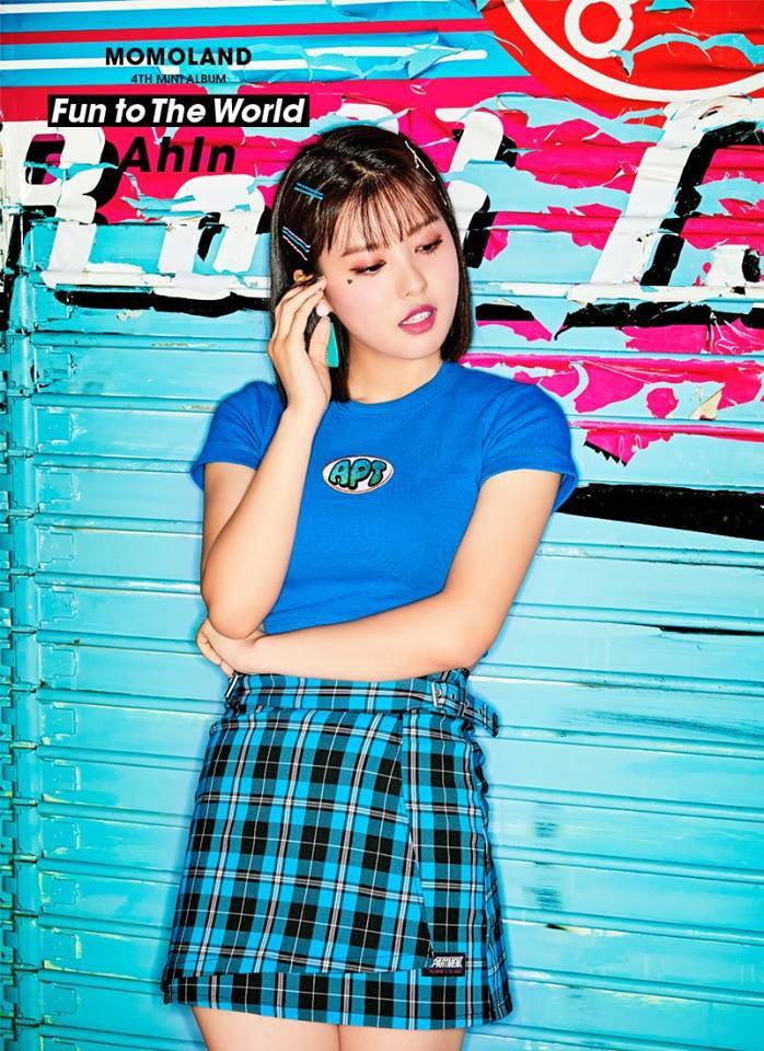 MOMOLAND comeback: Nữ idol xấu nhất lịch sử được dành spotlight ngang ngửa thiên thần lai - Ảnh 5.