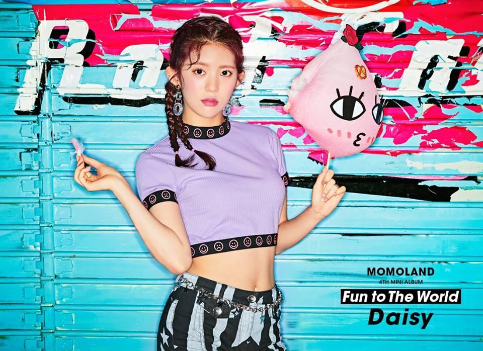 MOMOLAND comeback: Nữ idol xấu nhất lịch sử được dành spotlight ngang ngửa thiên thần lai - Ảnh 6.