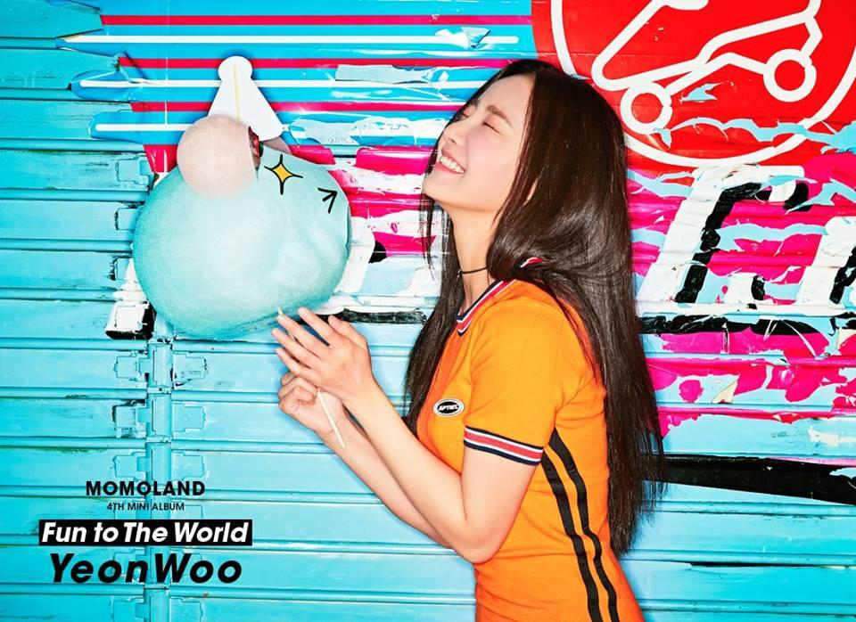 MOMOLAND comeback: Nữ idol xấu nhất lịch sử được dành spotlight ngang ngửa thiên thần lai - Ảnh 7.
