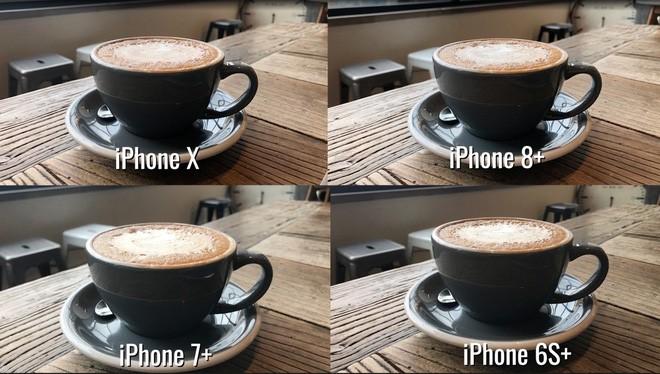 Camera iPhone đã cải thiện như thế nào từ 6S Plus đến X? - Ảnh 1.