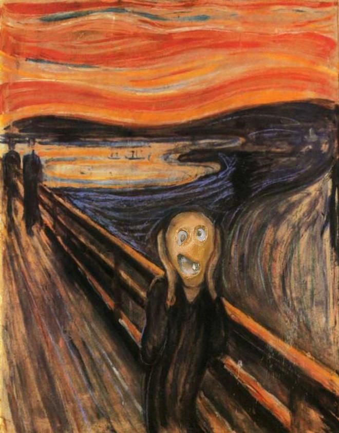 Tảng đá hình khuôn mặt ngớ ngẩn gây ra trận chiến Photoshop hài hước nhất quý II 2018 - Ảnh 3.