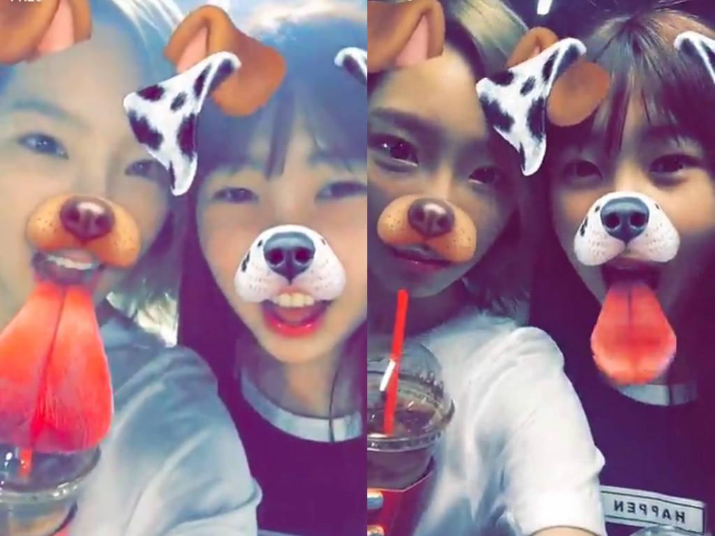 Cư dân mạng bất ngờ, truyền tay nhau clip cover xuất sắc của em gái Taeyeon - Ảnh 4.
