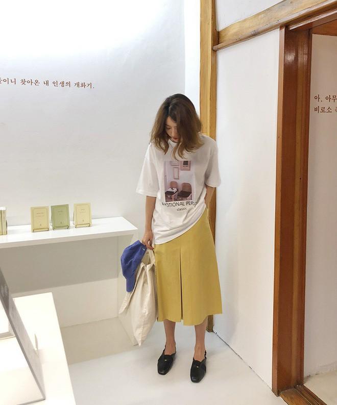 5 kiểu áo cotton đơn giản, mặc lên dễ đẹp để các nàng diện cả tuần cũng không thấy chán - Ảnh 17.