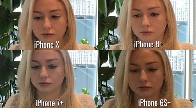 Camera iPhone đã cải thiện như thế nào từ 6S Plus đến X? - Ảnh 2.