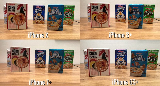 Camera iPhone đã cải thiện như thế nào từ 6S Plus đến X? - Ảnh 3.