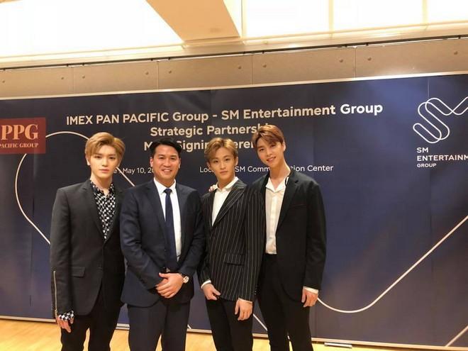 Rộ tin Red Velvet, NCT, Taeyeon (SNSD) đến TP. HCM tổ chức concert - Ảnh 5.