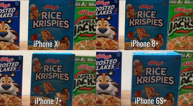 Camera iPhone đã cải thiện như thế nào từ 6S Plus đến X? - Ảnh 4.