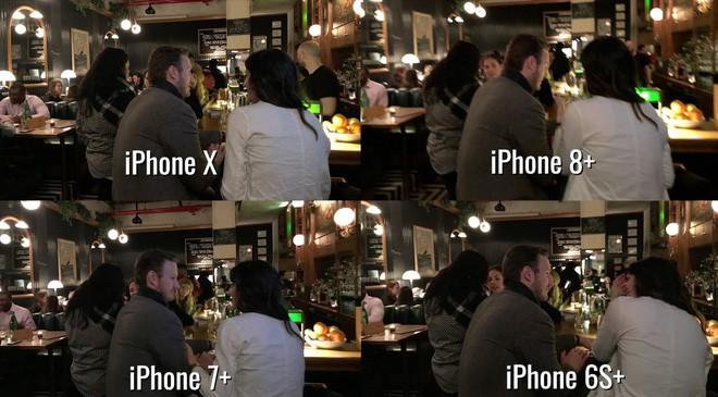 Camera iPhone đã cải thiện như thế nào từ 6S Plus đến X? - Ảnh 12.