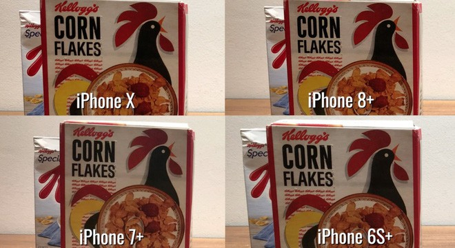 Camera iPhone đã cải thiện như thế nào từ 6S Plus đến X? - Ảnh 5.