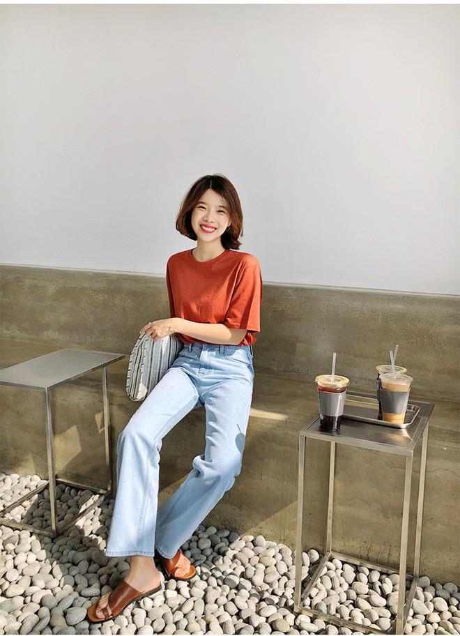 5 kiểu áo cotton đơn giản, mặc lên dễ đẹp để các nàng diện cả tuần cũng không thấy chán - Ảnh 6.