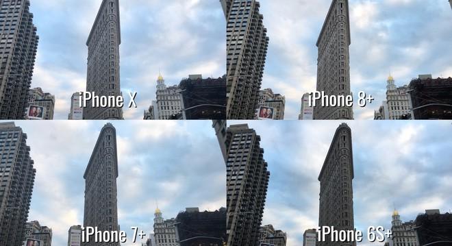 Camera iPhone đã cải thiện như thế nào từ 6S Plus đến X? - Ảnh 6.