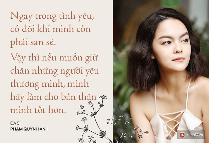 Phạm Quỳnh Anh: Tôi đang sống thật với âm nhạc, không phải trở lại để chạy đua, so đo với ai - Ảnh 7.