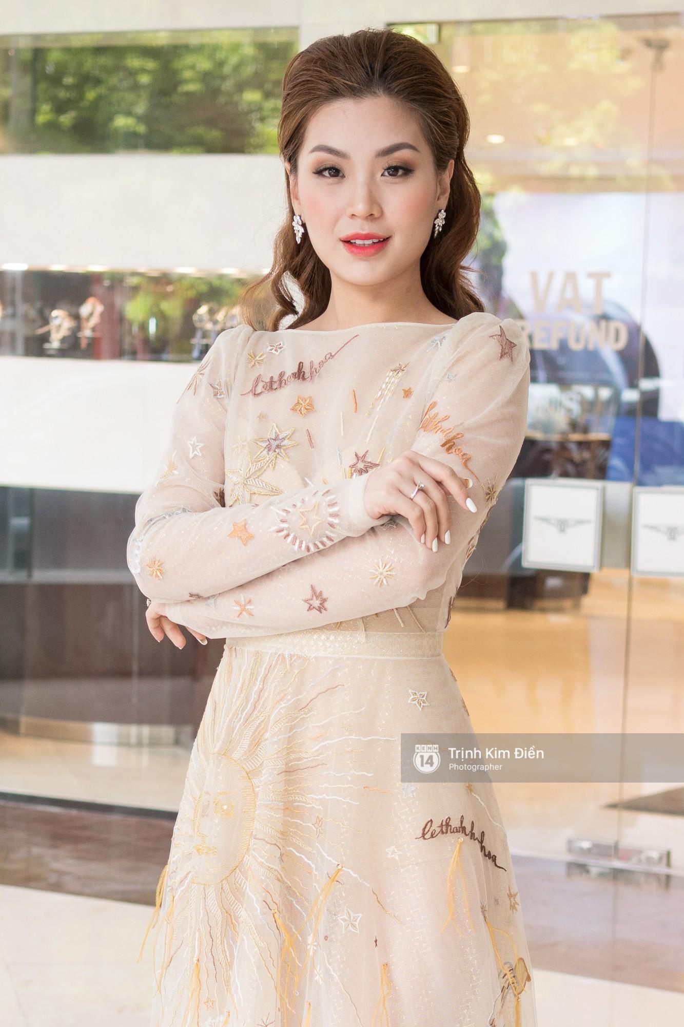 Hoa Hậu Việt Nam 2018: BGK lần đầu lộ diện trong sự kiện họp báo - Ảnh 7.