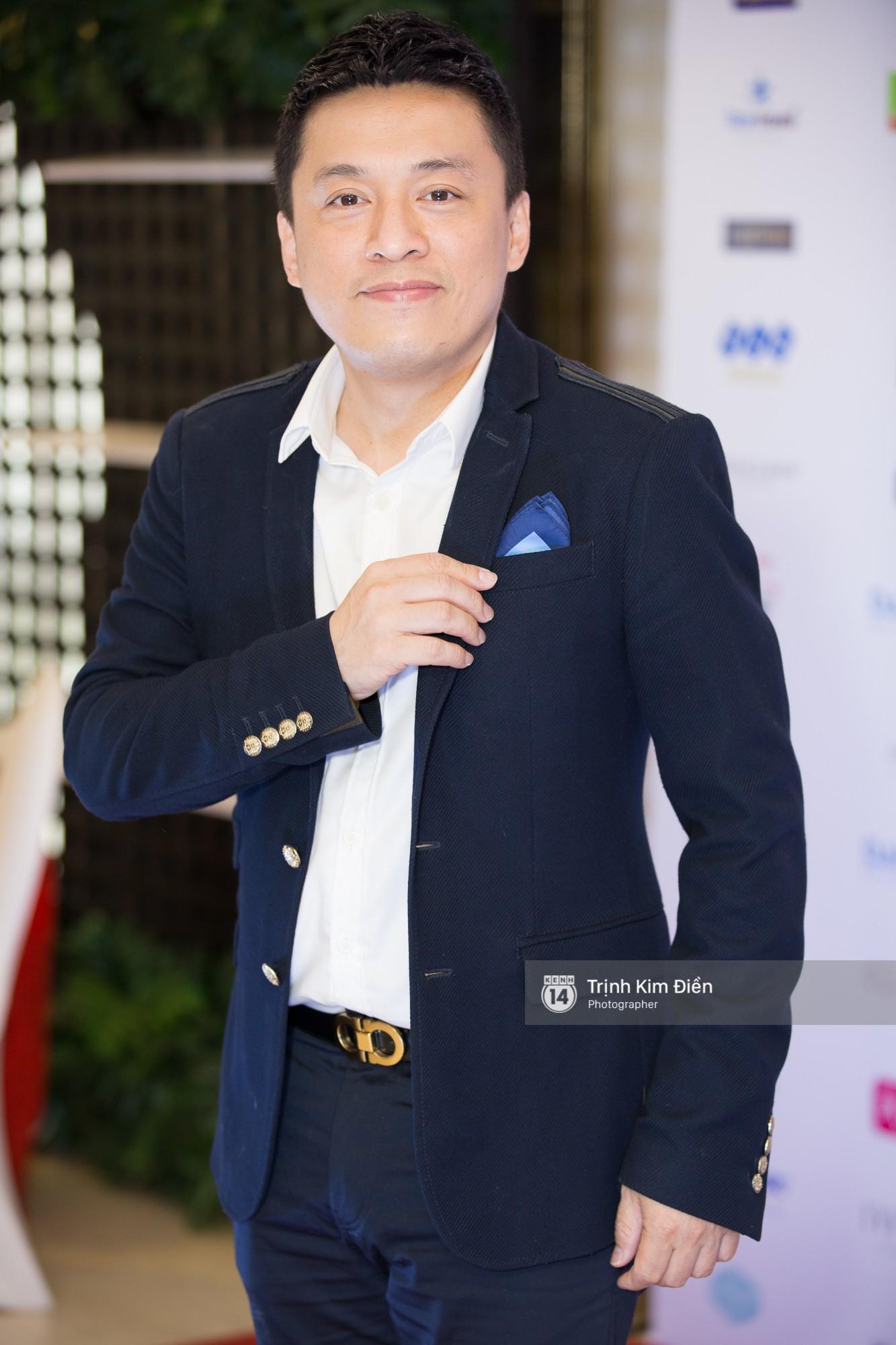 Hoa Hậu Việt Nam 2018: BGK lần đầu lộ diện trong sự kiện họp báo - Ảnh 11.