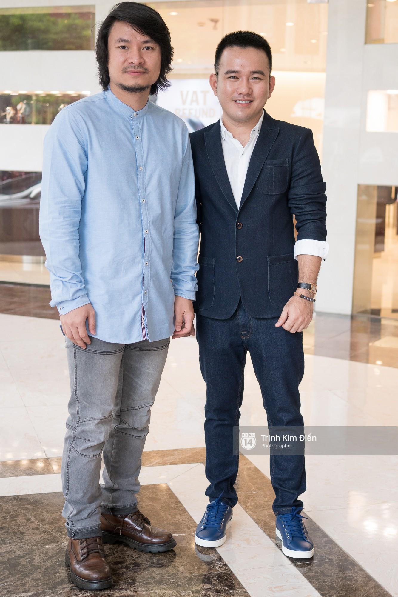 Hoa Hậu Việt Nam 2018: BGK lần đầu lộ diện trong sự kiện họp báo - Ảnh 10.