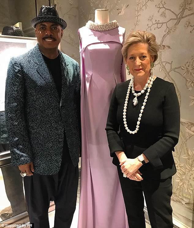 Nếu có hơn 14 tỷ đồng, liệu bạn có muốn mua chiếc váy độc nhất vô nhị này? - Ảnh 5.