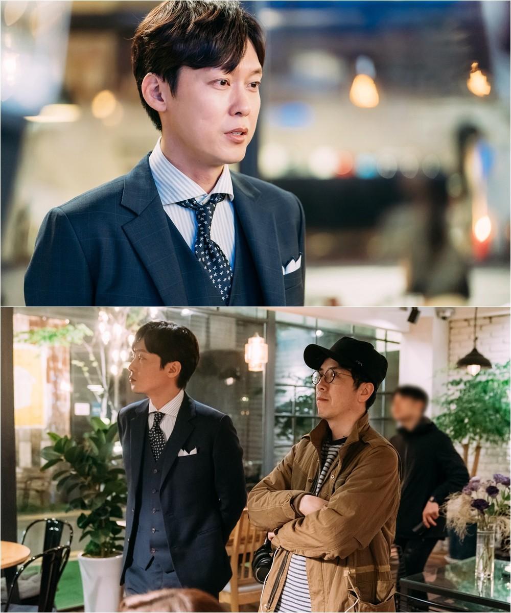 Thư Ký Kim: Park Seo Joon đơ mặt vì crush thân mật bên hai tình địch, anh thứ hai cực đẹp trai - Ảnh 1.