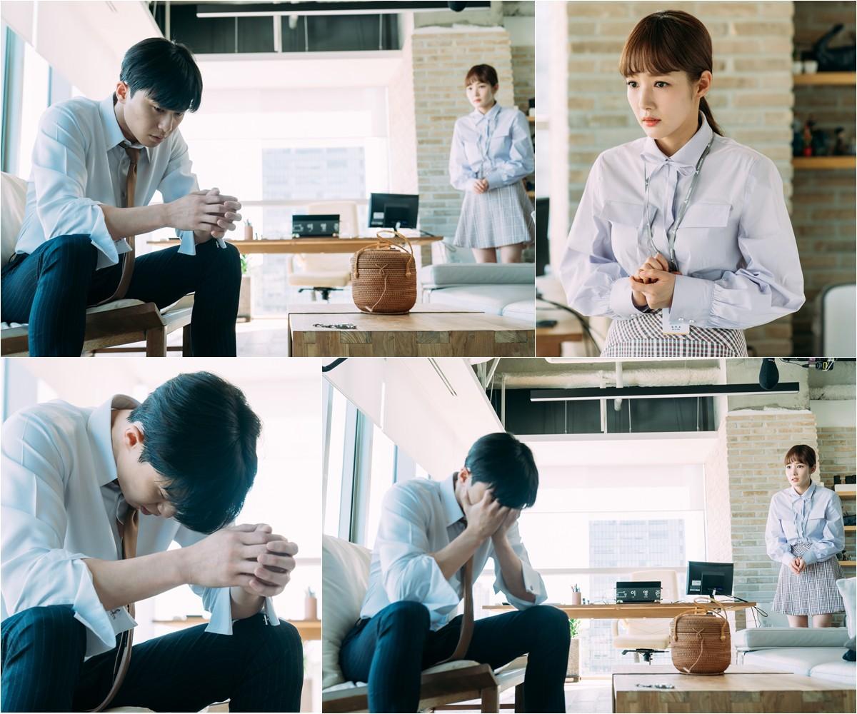 Thư Ký Kim: Park Seo Joon đơ mặt vì crush thân mật bên hai tình địch, anh thứ hai cực đẹp trai - Ảnh 5.