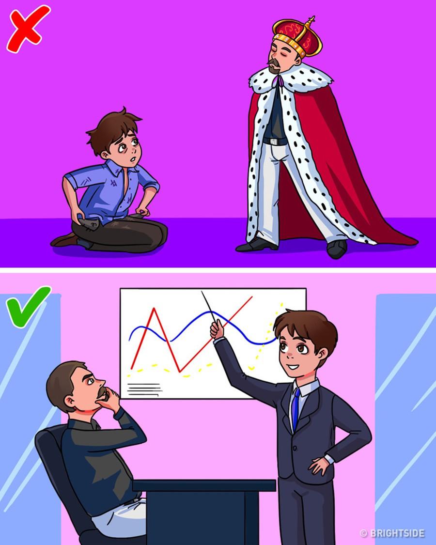 Muốn trở thành một nhân viên được sếp yêu mến, đừng bao giờ nói 10 câu này! - Ảnh 1.