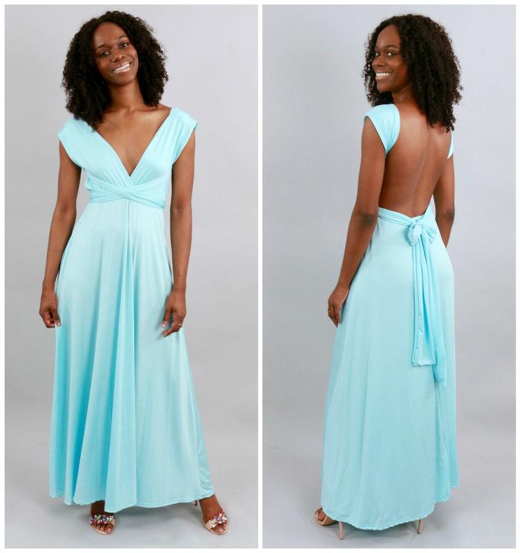 Trải nghiệm váy thần kỳ mặc được chục kiểu khác nhau: Đời không như là mơ - Ảnh 9.