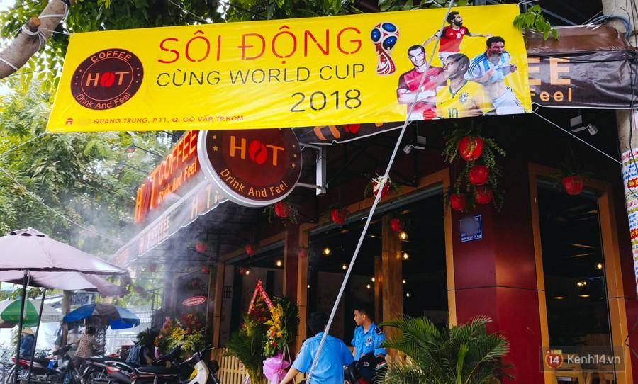 """Quán nhậu giảm giá, siêu thị ở Sài Gòn tung khuyến mãi """"ăn theo"""" mùa World Cup 2018 để hút khách - Ảnh 2."""