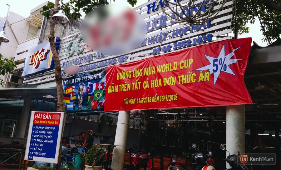 """Quán nhậu giảm giá, siêu thị ở Sài Gòn tung khuyến mãi """"ăn theo"""" mùa World Cup 2018 để hút khách - Ảnh 7."""